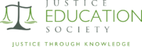 Justice Education Society Logo
