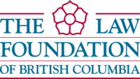 Law Foundation of BC Logo - Colour - Transparent Background