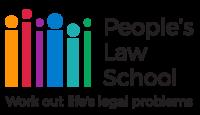 People's Law School Logo